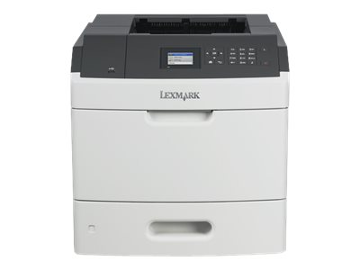 Image of Lexmark MS812dn - printer - monochrome - laser