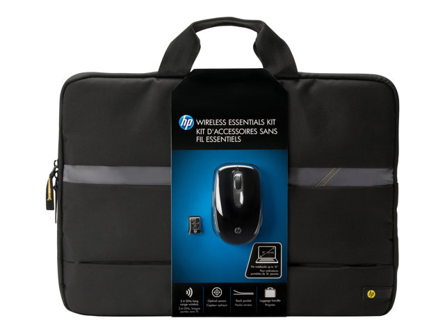 Image of HP Wireless Essentials Kit notebook accessories bundle