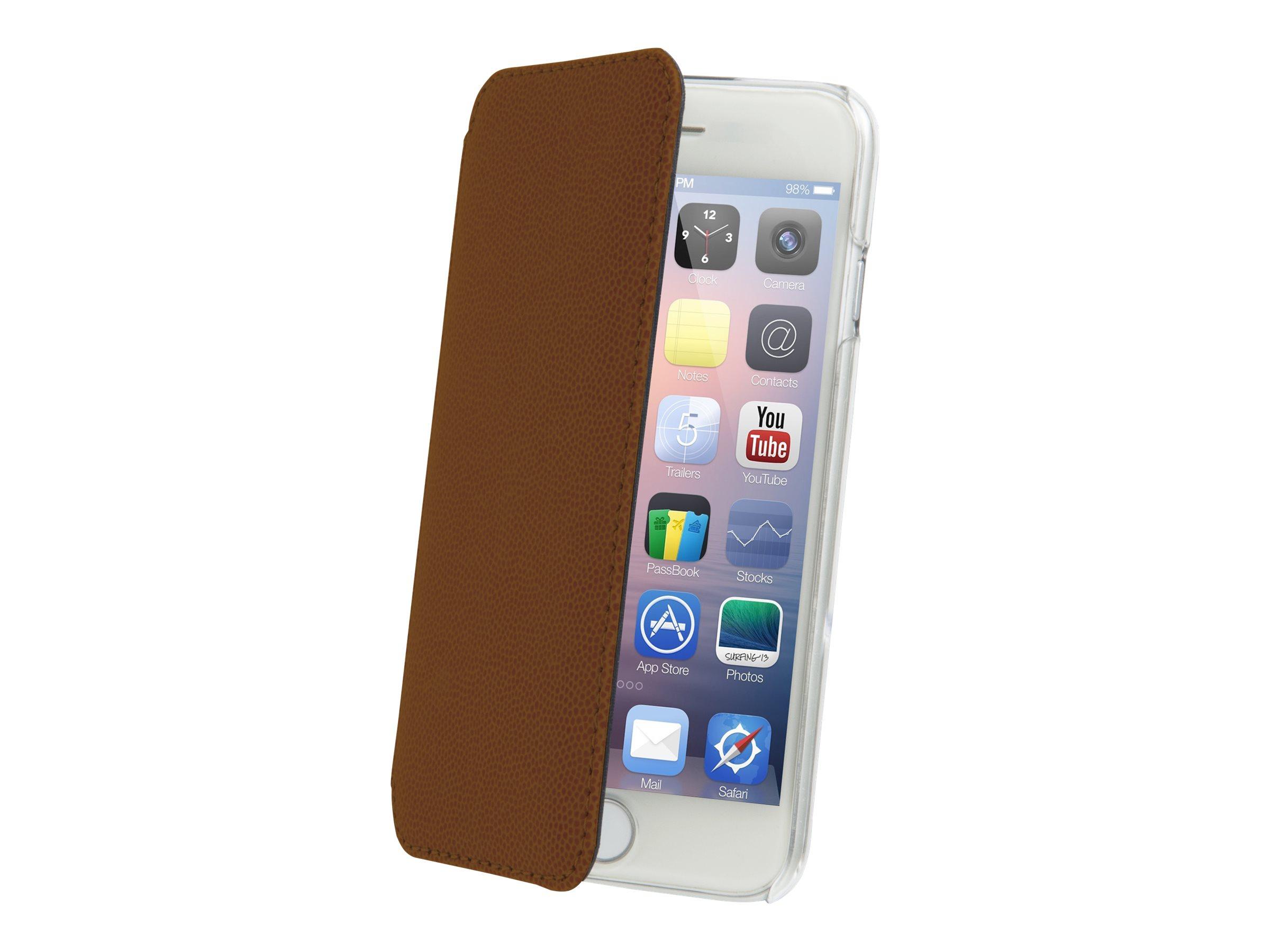 Muvit Made in Paris Crystal Folio protection à rabat pour téléphone portable