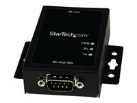 StarTech.com Industrial RS232 to RS422/485 Serial Converter with 15KV ESD