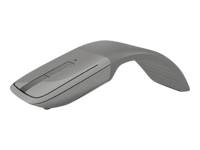 Microsoft Arc Touch Bluetooth Mouse - souris - Bluetooth 4.0 - gris