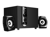 Klip Xtreme KWS-615 BluWave - Speaker system - 2.1-channel