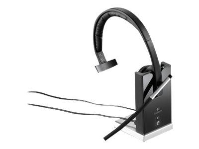 Logitech Wireless Headset Mono H820e - hodesett 981-000512