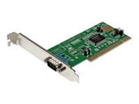 StarTech.com Carte PCI avec 1 Port Serie RS232 - Adaptateur DB-9 - UART 16550