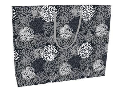 Clairefontaine Black & White Shoppi - sac cadeau