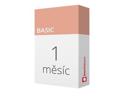 Markeeta Basic - Licence na předplatné (1 měsíc) - 1 uživatel, až 150 položek - předplacený