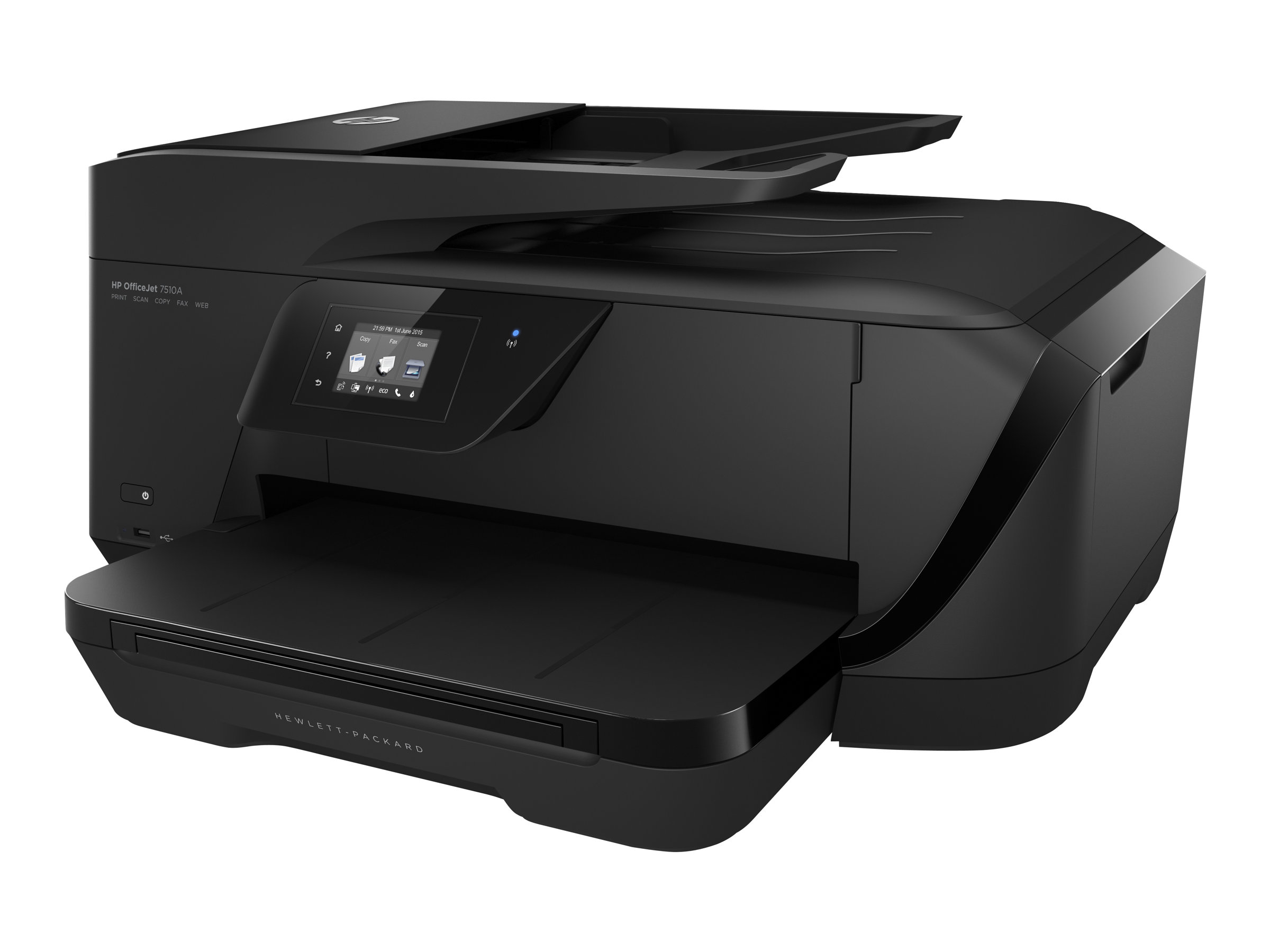 hp officejet 7510 wide format all in one imprimante multifonctions couleur imprimantes jet. Black Bedroom Furniture Sets. Home Design Ideas