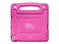 """Laut Little Buddy Back Cover for iPad 10.2"""" - Pink"""
