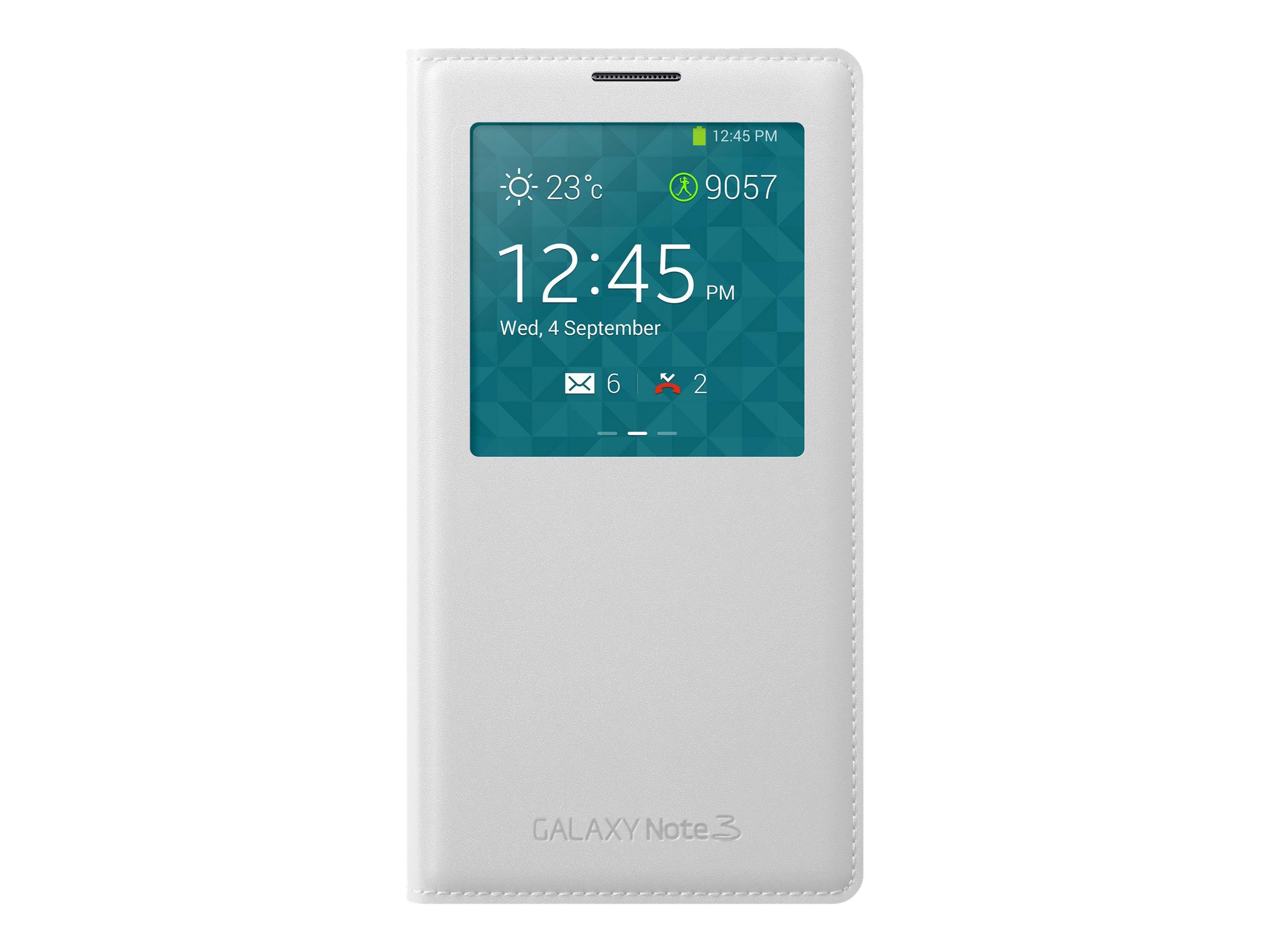 Samsung S View Cover EF-CN900B protection à rabat pour téléphone portable