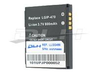 DLH Energy Batteries compatibles LLGG486