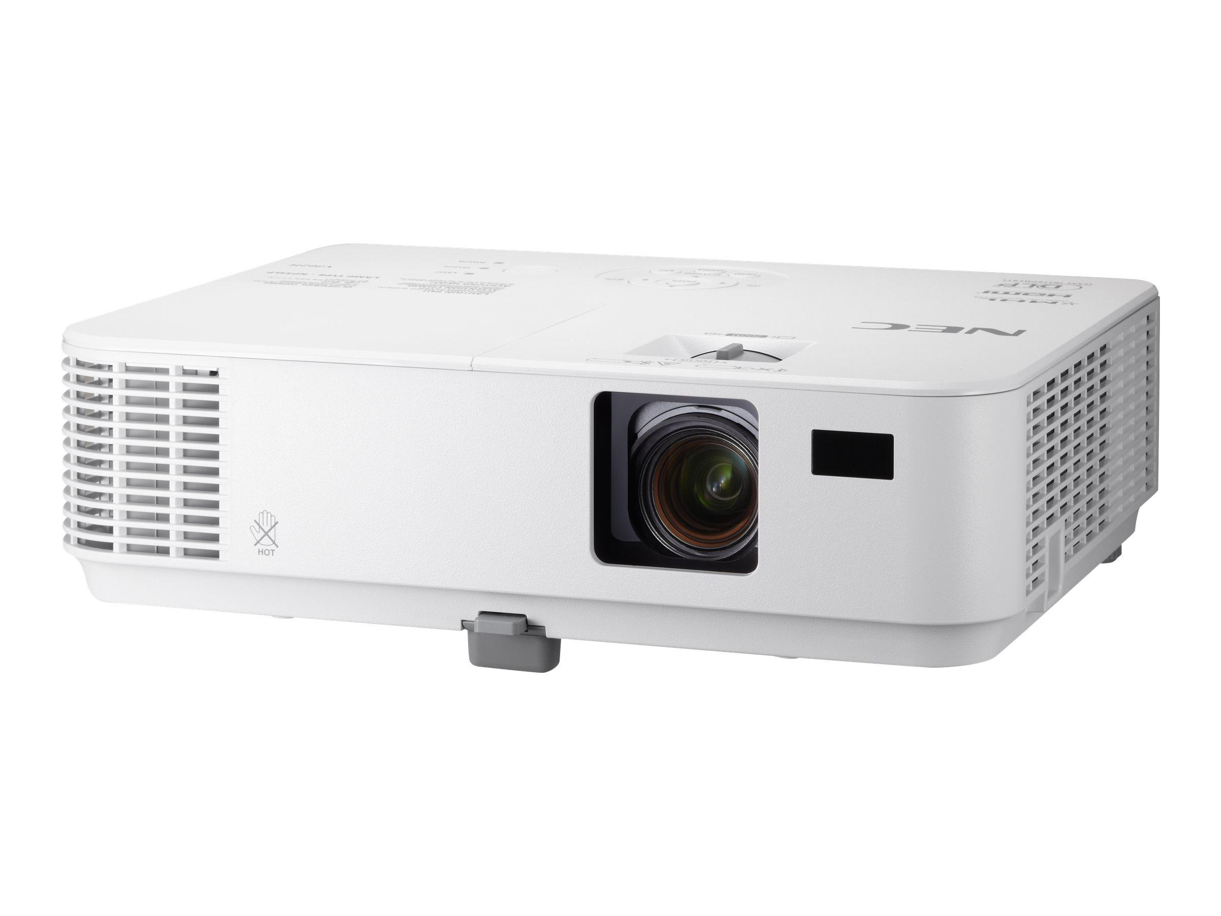 NEC V302X PROYECTOR DLP 3D 3000 ANSI LUMENS XGA 10