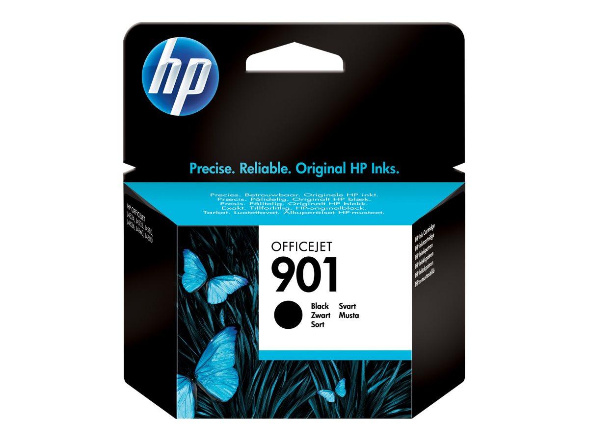 HP 901 - 4 ML - NEGRO - ORIGINAL - CARTUCHO DE TIN