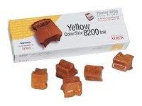 XEROX - GENUINE SUPPLIES Tinta sólida Colorstix amarillo para Phaser 8200016204700