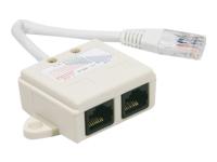 MCAD C�bles et connectiques/Connectique RJ 252470