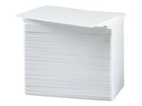 Zebra Polyvinylklorid (PVC) hvid