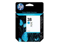 HP 38 cian