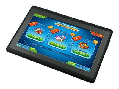 "Zeepad 7DRK - Tablet - Android 4.2 (Jelly Bean) - 4 GB - 7"" (800 x 480) - USB host - microSD slot - black"