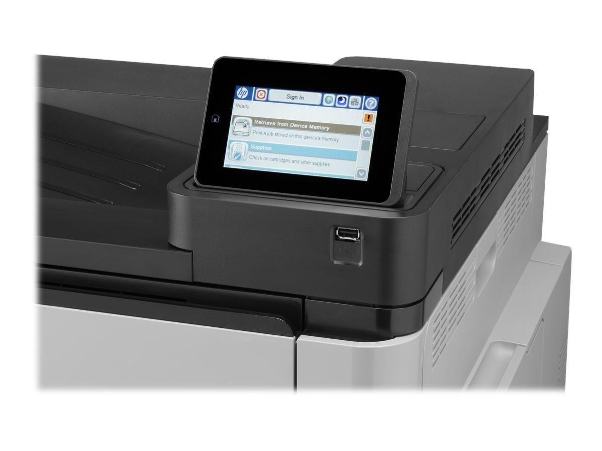 hp color laserjet enterprise m651n imprimante couleur. Black Bedroom Furniture Sets. Home Design Ideas