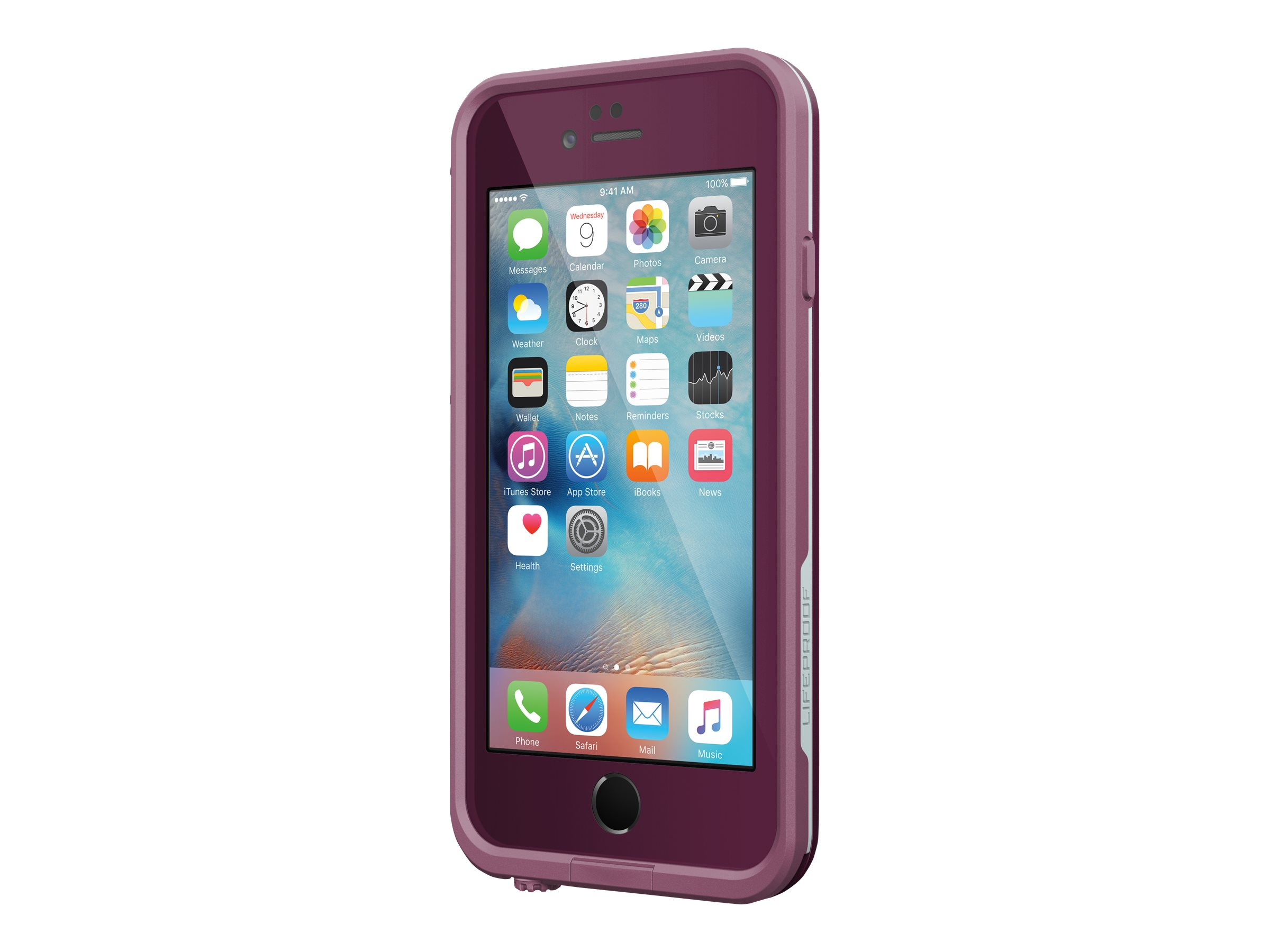 LifeProof Fre Apple iPhone 6/6s - étui de protection étanche pour téléphone portable
