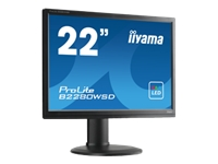 "Iiyama ProLite B2280WSD-1 - écran LED - 22"""