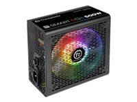 Thermaltake SMART RGB SPR-600AH2NK-1 - Fuente de alimentación (interna) - ATX12V
