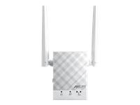 ASUS RP-AC51 WiFi-rækkeviddeforlænger Wi-Fi Dobbeltbånd i væggen
