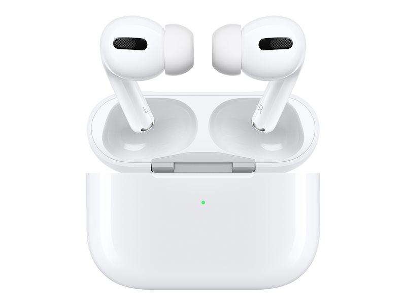 Apple AirPods Pro avec boîtier de charge sans fil