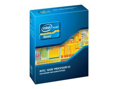 Intel Xeon E5-2697v2 - 2.7 GHz - 12-jádrový - 24 vláken - 30 MB vyrovnávací pamě - LGA2011 Socket - Box