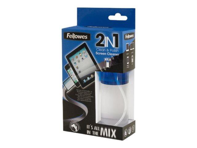 Fellowes - Kit de nettoyage écran - 2 en 1 - 50 ml