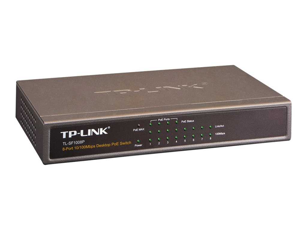 tp link tl sf1008p manual