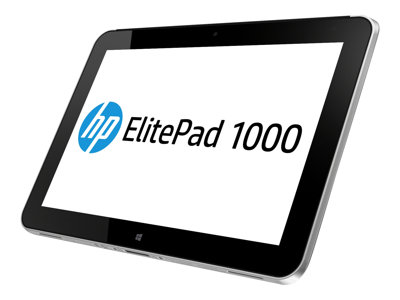 "HP ElitePad 1000 G2 - Tablet - Atom Z3795 / 1.59 GHz - Win 10 Pro 32-bit - 4 GB RAM - 64 GB eMMC - 10.1"" touchscreen 1920 x 1200 - HD Graphics - 3G"