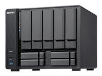 QNAP TS-932X - NAS server - 9 bays