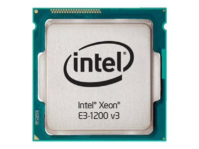 Intel Xeon E3-1220V3 - 3.1 GHz - 4 jádra - 4 vlákna - 8 MB vyrovnávací pamě - LGA1150 Socket - Box