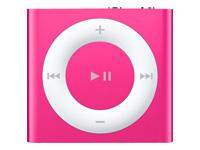 Apple iPod shuffle 4. generation digital afspiller 2 GB rosa
