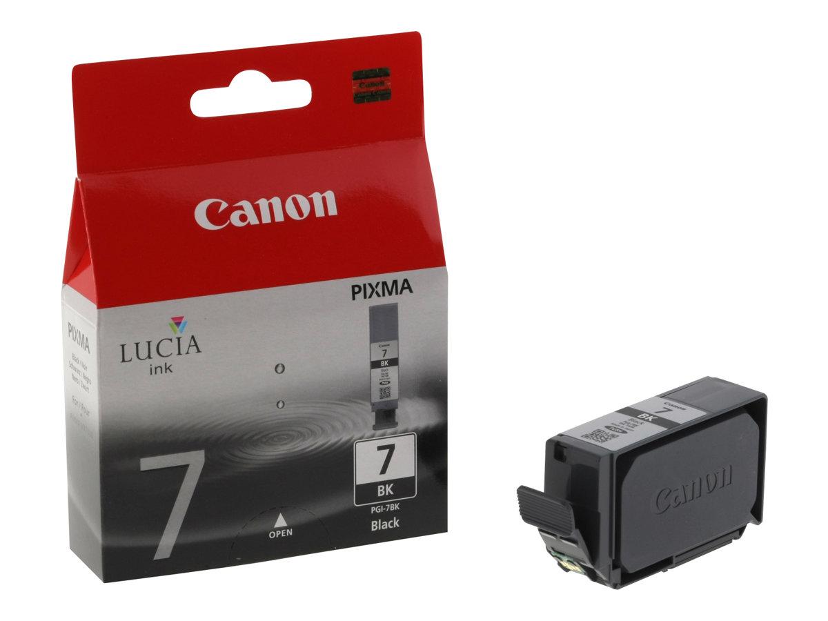 Canon PGI-7BK - noir - originale - réservoir d'encre
