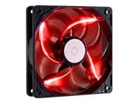 Cooler Master SickleFlow 120 2000 RPM Red LED Indsats med blæser
