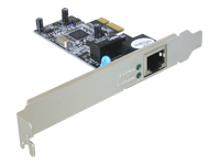 DeLock Gigabit LAN PCI Express Card, 1 Port Netværksadapter PCIe