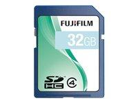 FUJIFILM   flash memory card   32 GB   SDHC