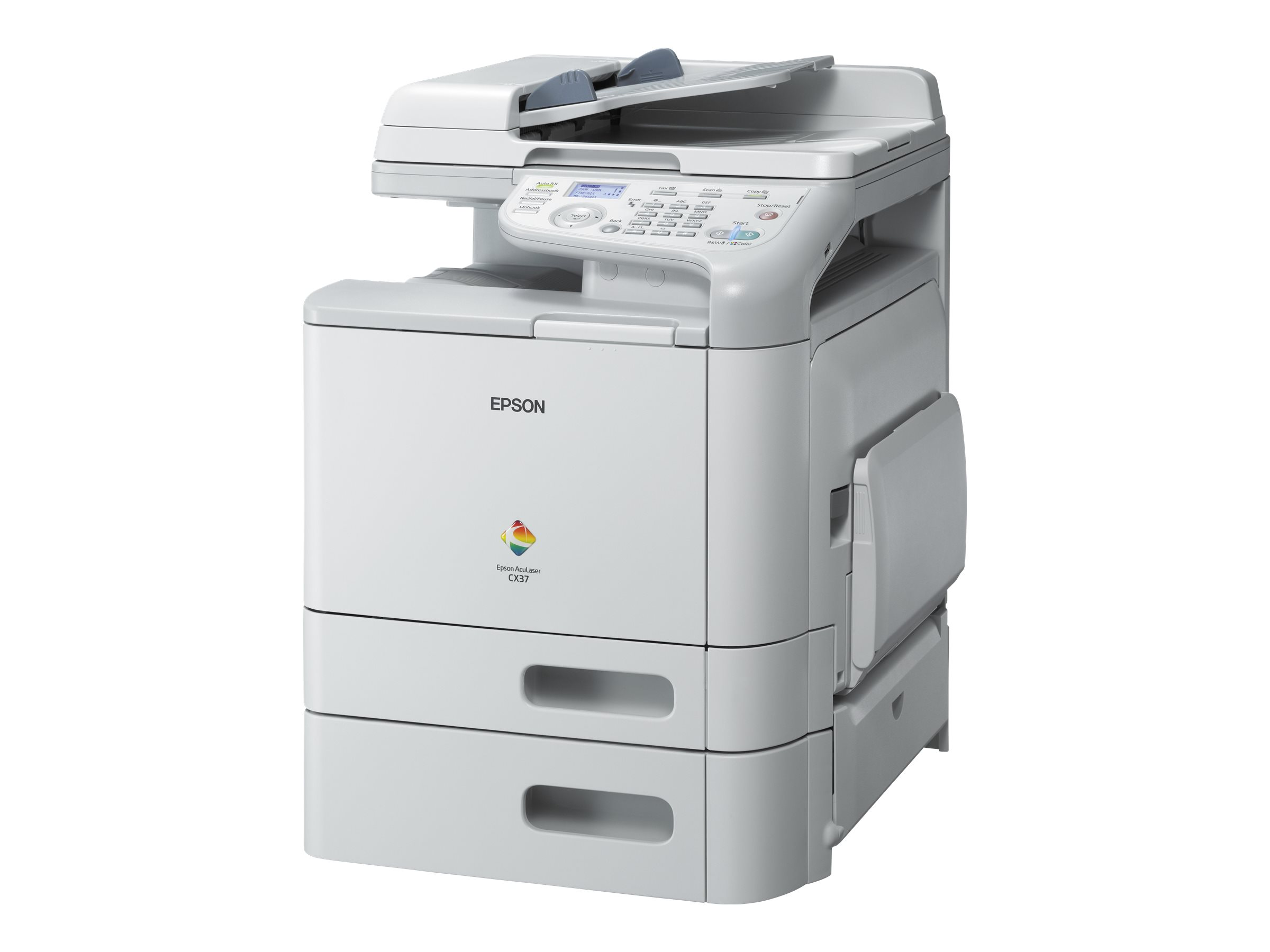 Epson AcuLaser CX37DTNF - imprimante multifonctions (couleur)