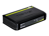 TRENDnet TEG S5g Switch 5 x 10/100/1000 desktop