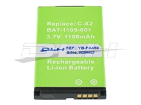 DLH Energy Batteries compatibles YB-PA459
