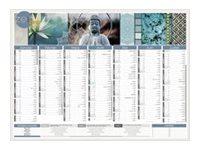 CBG Zen - calendrier bancaire