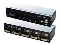MCL Samar C�bles pour PC CAS-462DVI/U