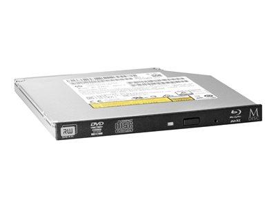 HP Slim - Disková jednotka - BDXL Writer - 6x/2x/6x - Serial ATA - zásuvný modul - 5.25