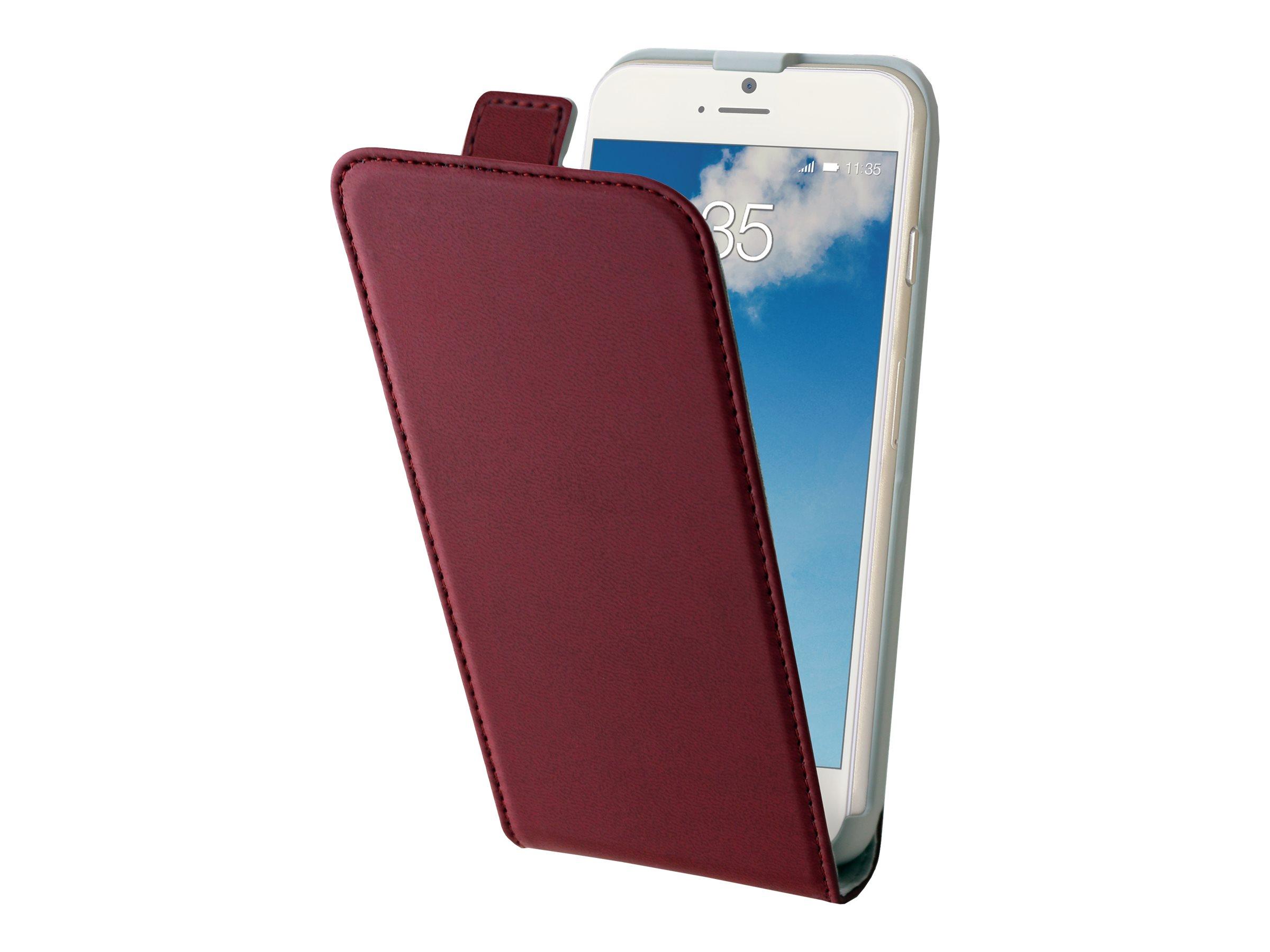 Muvit Slim - Protection à rabat pour iPhone 6 - différents coloris
