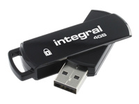 Integral Europe Cl�s USB INFD4GB360SECV2