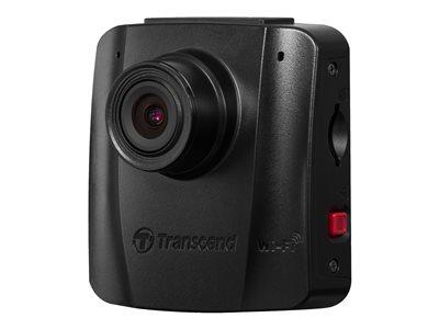 Transcend DrivePro 50 - Palubní kamera - 1080p / 30 fps - 3.0 MP - Wi-Fi - G-Sensor