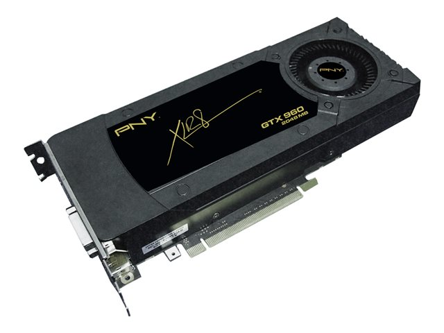 PNY XLR8 GeForce GTX 960