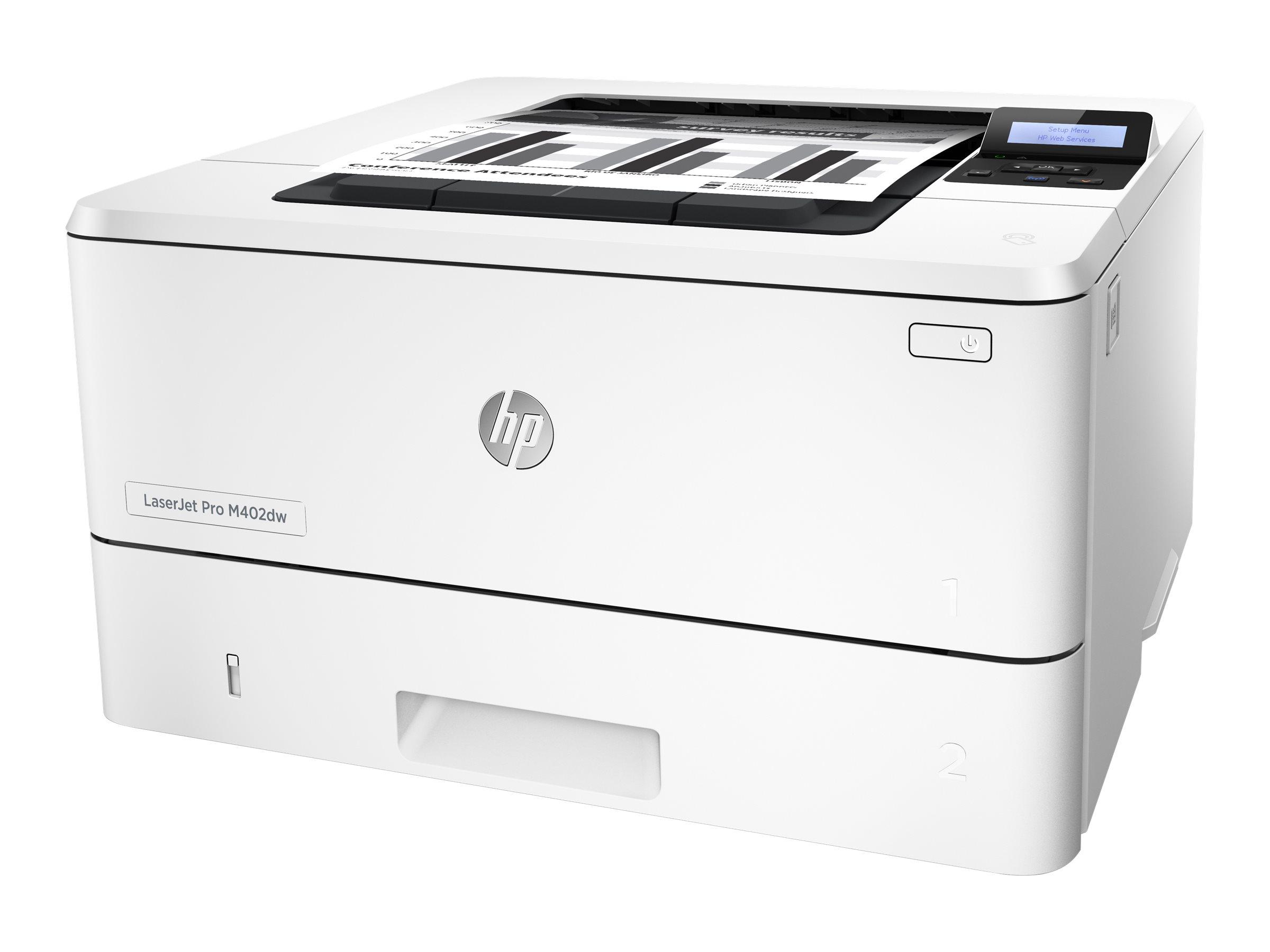 HP LASERJET PRO M402DW IMPRESORA MONOCROMO A DOS C