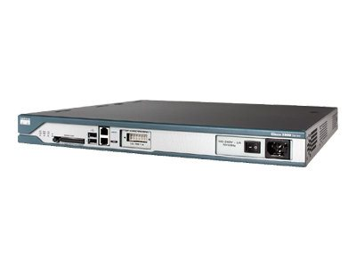 Cisco 2811 - Router - refurbished